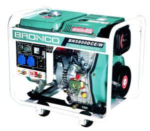 Welding Diesel Generator (BN5800DCE/W) pictures & photos