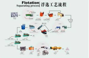 Flotation Processing Line pictures & photos