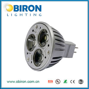 2W/4W LED Multifaceted Reflector Light Bulb