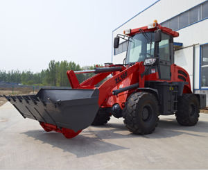 915f Mini Front End Loader 1.5 Tons Loader/EU3 Standard Mini Loader pictures & photos
