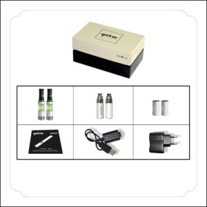 Hottest Unique Elektronic Cigarette, Smart Mini E Cigarette (A518)