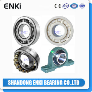 Enki Factory Low Price High Speed Deep Groove Ball Bearing 6210 pictures & photos