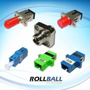 Fiber Optic Attenuator (FC-FC/SC-SC/SC-FC/SC-ST/LC-LC Male/Female-Female Adaptor Type)