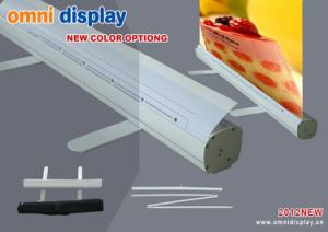 Display Stand Roll up (DW-R-S-2 85*200CM White Color) pictures & photos