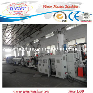 HDPE PP PE PPR Water/Gas Plastic Pipe Extrusion Machine pictures & photos