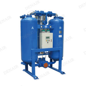 Externally Heated Purge Desiccant Type Air Dryer pictures & photos
