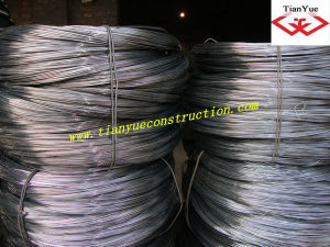 SGS Galvanised Iron Wire Factory pictures & photos