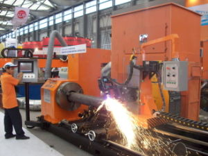 3D-Pipe Plasma/Flame Cutting Machine (Hypertherm HPR260) pictures & photos