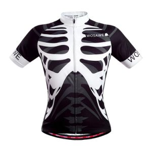 2016 Wholesale OEM/ODM Custom Polyester Team Cycling Jersey, Cycling Cothing