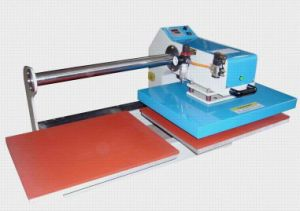 CE Approved Pneumatic Double-location Heat Press Machine (CY - D1) pictures & photos
