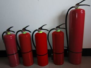 Form Fire Extinguisher