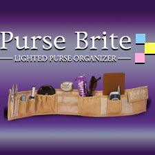 Purse Lighted Brite Organizer (EG-TV014)