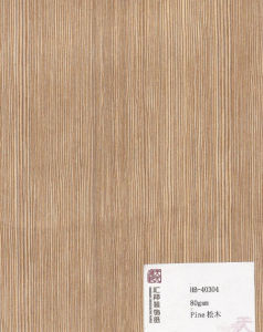 Pine Decorative Paper (HB-40304) pictures & photos