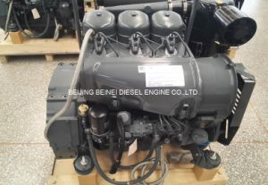 Fire Pump Air Cooled 3 Cylinder Diesel Engine F3l912 pictures & photos
