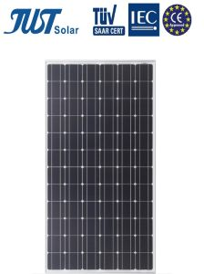 China Suppiler 190W Monocrystalline Solar Panel with Chinese Price pictures & photos