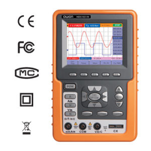 Handheld Series Digital Storage Oscilloscope (20M HDS1022M)