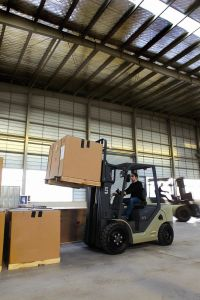 Diesel Forklift (Japanese Engine, 1.8t) pictures & photos