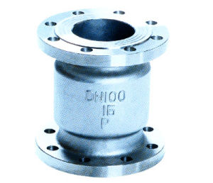 Check Valve, No-Return Valve