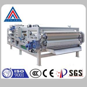 China Upward Brand Belt Filter Press Equipment Manufacturer pictures & photos