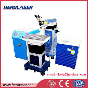 Best 200W 400W Mould Repairing Laser Welding Machine for Patching Holes pictures & photos