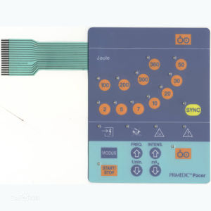 Customized Membrane Switch for Medical Equipments pictures & photos