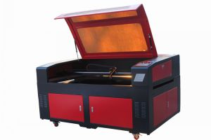 High Speed Laser Cutter Sy-1390 with Power 150W