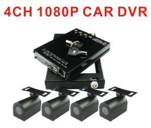 4CH 1080P Car DVR for Bus Security pictures & photos