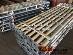 Galvanized Formwork Props for Construction Shuttering Concrete Forms pictures & photos
