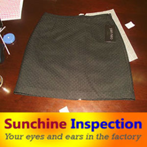 Lady Clothes Quality Control / Quality Control Services/ High Standard Garment Inspection in Asia pictures & photos