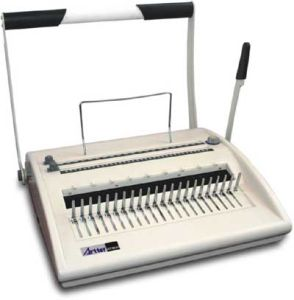 Mutifunctional Comb and Wire Binding Machine (YD-ST800) pictures & photos