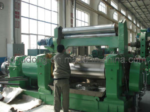710 Two Roller Rubber Mixing Mill pictures & photos