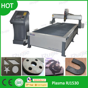 CNC Industry Plasma Cutter Machine Suit for Metal Rj1530 pictures & photos