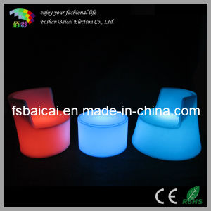 Glowing LED Furniture with Light Color Change & Remote Control pictures & photos