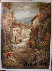 Mediterranean Oil Painting (CIMG2659)