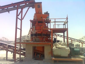 Cone Crusher, High Performance Cone Crushing Plants for Stone, Sand, etc (PYD600) pictures & photos