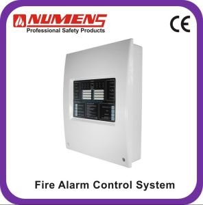 4 Zone, 24V, Non-Addressable Control Panel (4001-02) pictures & photos