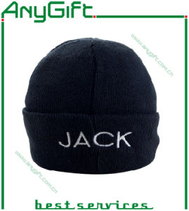 Beanie Hat with Customized Logo and Color- 2 pictures & photos