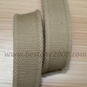 Factory High Quality Cotton Ribbon for Bag/Garment #1312-26 pictures & photos