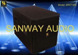 800W Audio 18′′ Subwoofer (SRX718S) pictures & photos