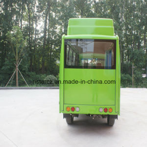 17-23 Seats Electric School Bus (RSD-116X) pictures & photos