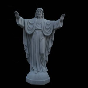Jesus Sculpture Stone Statue pictures & photos