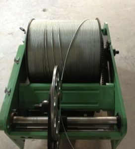 3000m Borehole Logging Cable Winch pictures & photos