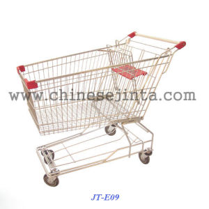 CE Proved Factory Direct Retail Supermarket Cart pictures & photos