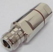 """N-K1/2""""S Coaxial Connector (N-K1/2""""S)"""