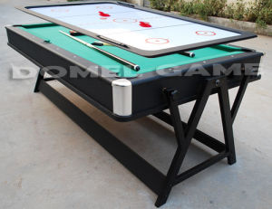 2 In 1 Pool Table (DMFT7A09) pictures & photos