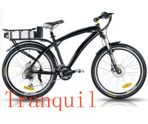 "26"" Electric Bicycle (New Eager) pictures & photos"