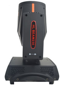 230W 7r Beam Moving Head with Double Prism & Glassic Gobo (HL-230BM) pictures & photos