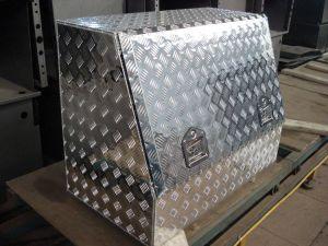 Aluminium Truck Tool Box (BAL)