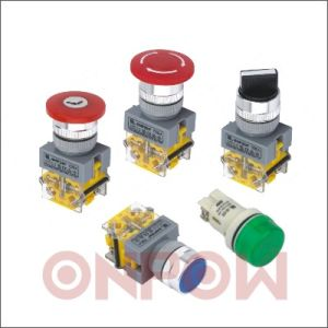 Push Button Switch (ONPOW, Y090-A Series, 22MM)