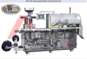 High Speed Blister Packing Machine (DPH-190) pictures & photos